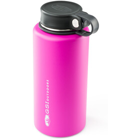GSI Microlite Twist Vacuum Bottle fuschia